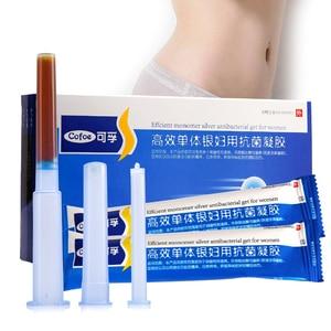 Image 2 - Cofoe אנטיבקטריאלי ג ל בנרתיק דלקת חלקים פרטיים נשיים & נרתיק סיכה הידוק ג ל מין לנשים