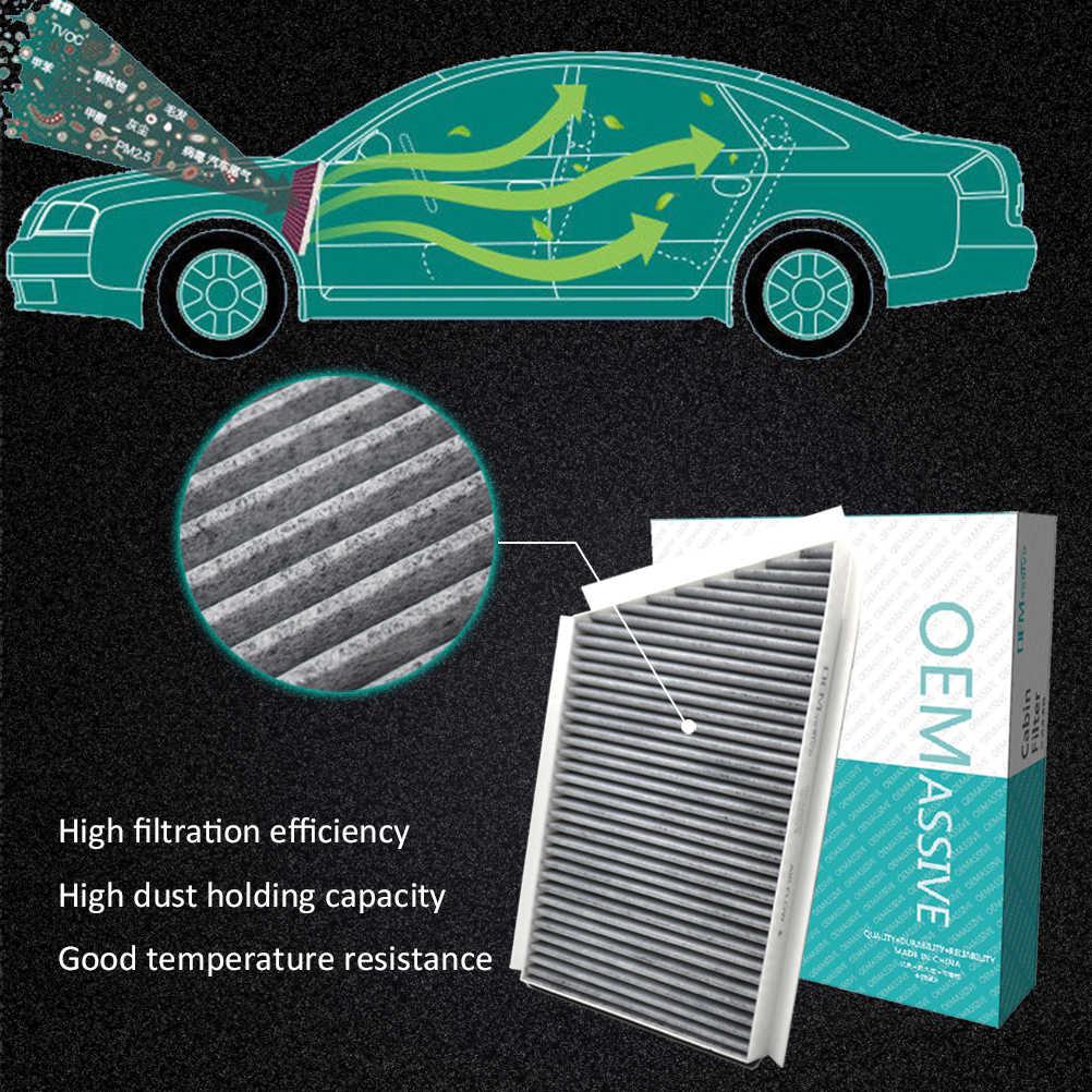 para clase C CLK W203 S202 S203 C203 Filtro de carb/ón activo para el interior del coche