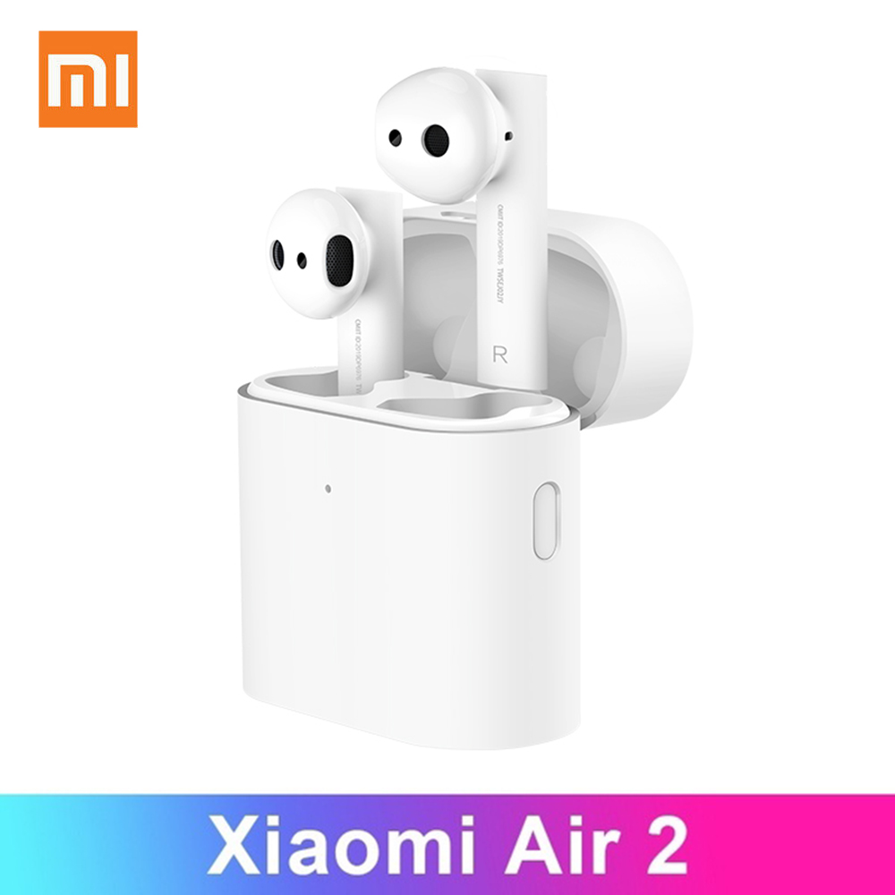 Xiaomi TWS Airdots Pro 2 Air 2 Mi True Wireless Earphones Bluetooth 5 0 Earphone Air 2 LHDC Tap Control Dual MIC For iOS Android