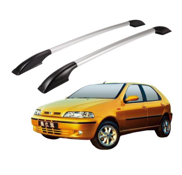 2 шт./компл., багажник на крышу из алюминиевого сплава для автомобиля, багажная карточка, хэтчбек, универсальные автомобильные аксессуары для FIAT PALIO для Benz A160 Багажники для крыши авто и ящики      АлиЭкспресс