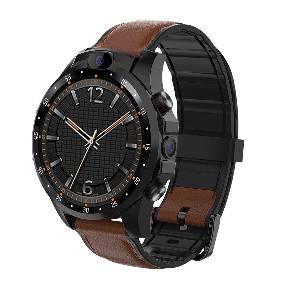 Kaimorui V9A 1,56 дюймов HD дисплей Двойная камера 4G Смарт часы Android7.1 3 ГБ 32 ГБ мужские Смарт часы SIM карта вызов ремешок сменный|Смарт-часы|   | АлиЭкспресс