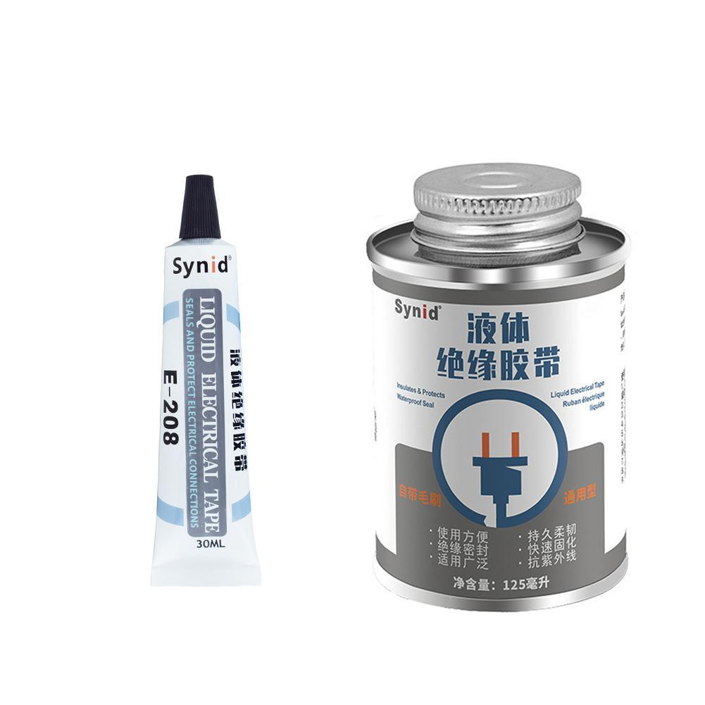 Pegamento de sellado de goma de silicona, 30/125ML