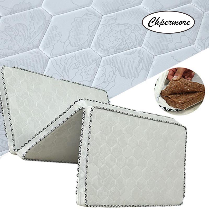 Chpermore 100% Protección del Medio Ambiente Coir colchón plegable duro Tatami solo colchones dobles King Queen Size-in Colchones from Muebles on AliExpress