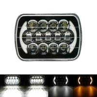 7InchX6Inch LED Headlight Head Light Lamp for Chevy Express Cargo Van 1500 2500 3500 Truck