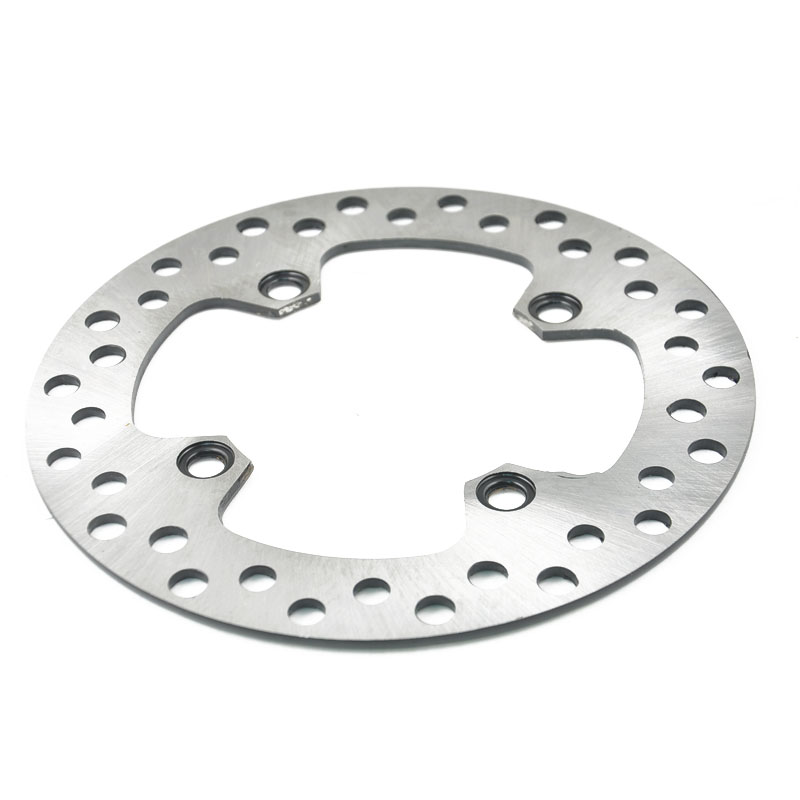 Motorcycle Rear Brake Disc Rotor For <font><b>Honda</b></font> CRF230 SL230 CRM250 XL250 <font><b>XLR250</b></font> XR250 XR400 XR440 XR600 R NX500 NX650 XR650 CPI125 image