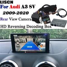 Reversing Camera For Audi A3 8v S3 8p MMI3G 2009~2020 backup