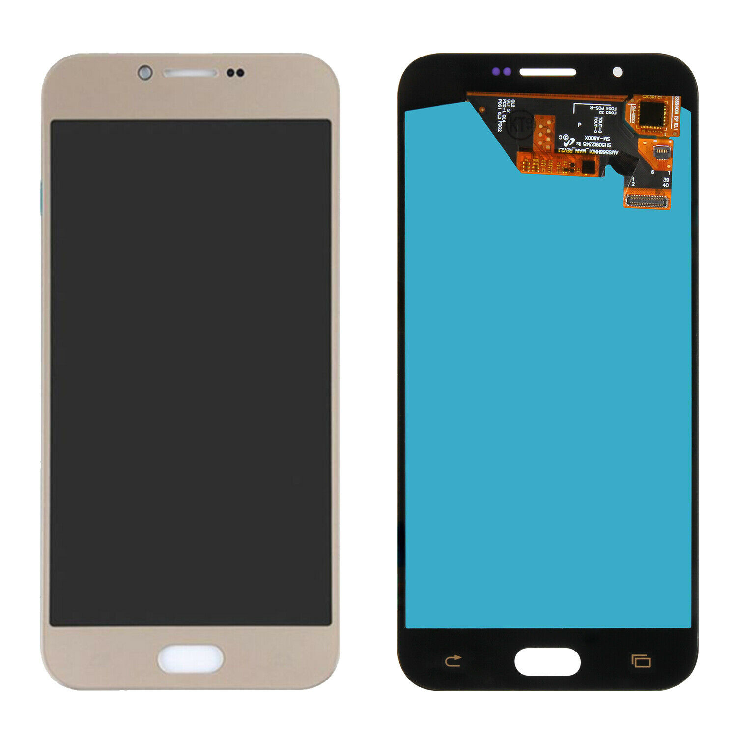 5.6 inches <font><b>LCD</b></font> For <font><b>Samsung</b></font> A8 2016 A8100 <font><b>A810</b></font> A810DS A810F <font><b>LCD</b></font> Display + Touch Screen Digitizer Assembly Super Amoled <font><b>LCD</b></font> Screen image