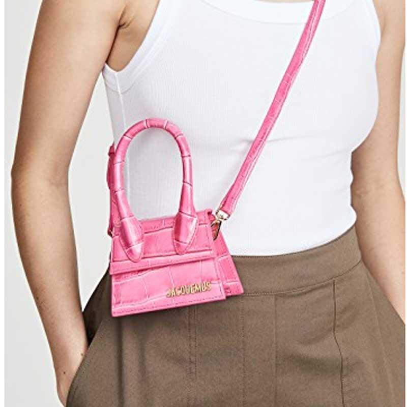 Mini Crossbody Bags For Women 2020 High Quality Shoulder Bags Purse Luxury Handbags Women Bags Desiger Jacquemus Sac Main Femme