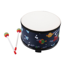 Early Educational Musical Instrument Drum Kids Beat Instrument Hand Drum