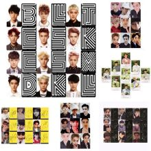 12 pièces/ensemble K-POP EXO EXACT LOTTO Plant 3 EX'ACT Album auto-fait cartes papier Signature LOMO carte Photocard(China)