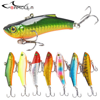 Vib Fishing Lure Weights 18g Sinking Fishing Lures Bass Fish Lure Articulos De Pesca Isca Artificial Tackle Bait ottesen 1pcs lot 46mm 8g crankbaits fishing lure isca artificial lures pesca peche wobblers fishing bait jerkbait bass fish