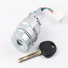 Auto Lock IGNITION LOCK FOR Hyundai Verna Car Modified Car IGNITION LOCK Cylinder Without Ignition Coil closed magnetic ignition coil for japaneses car 099700 101 30520 rna a01 099700 102 099700 101 replacement parts ignition system