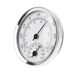 Wall Mounted Temperature Humidity Meter Thermometer & Hygrometer For Sauna Room Household
