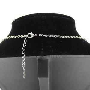 Image 5 - JOINBEAUTY islamskie muzułmanie Allah wzór księżyc naszyjnik moda kobiety akcesoria dla mężczyzn prosty wisiorek ręcznie robiona biżuteria NT355