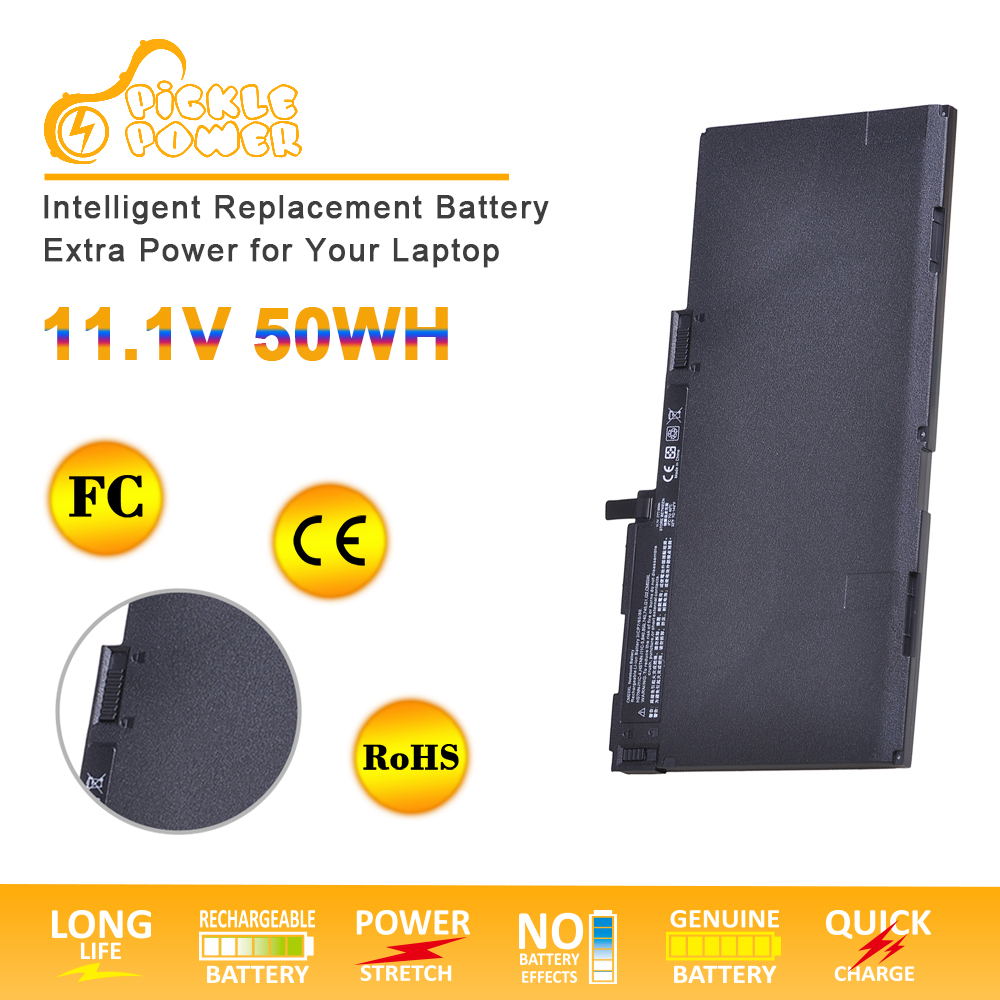 CM03XL Battery for <font><b>HP</b></font> EliteBook 840 845 <font><b>850</b></font> 740 745 750 <font><b>G1</b></font> G2 Series 717376-001 CM03050XL CO06 CO06XL E7U24AA HSTNN-IB4R HSTNN-D image