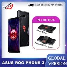 Asus rog phone 3 zs661ks глобальная версия 12 Гб Оперативная