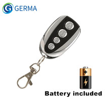 GERMA – télécommande sans fil, duplicateur de télécommande automatique, fréquence réglable 433.92 MHz