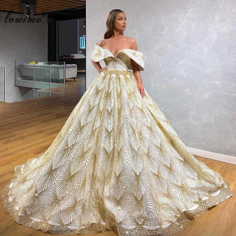 Neue Kaftan Couture Glitter Promi Kleider 19 Wunderschöne Sexy