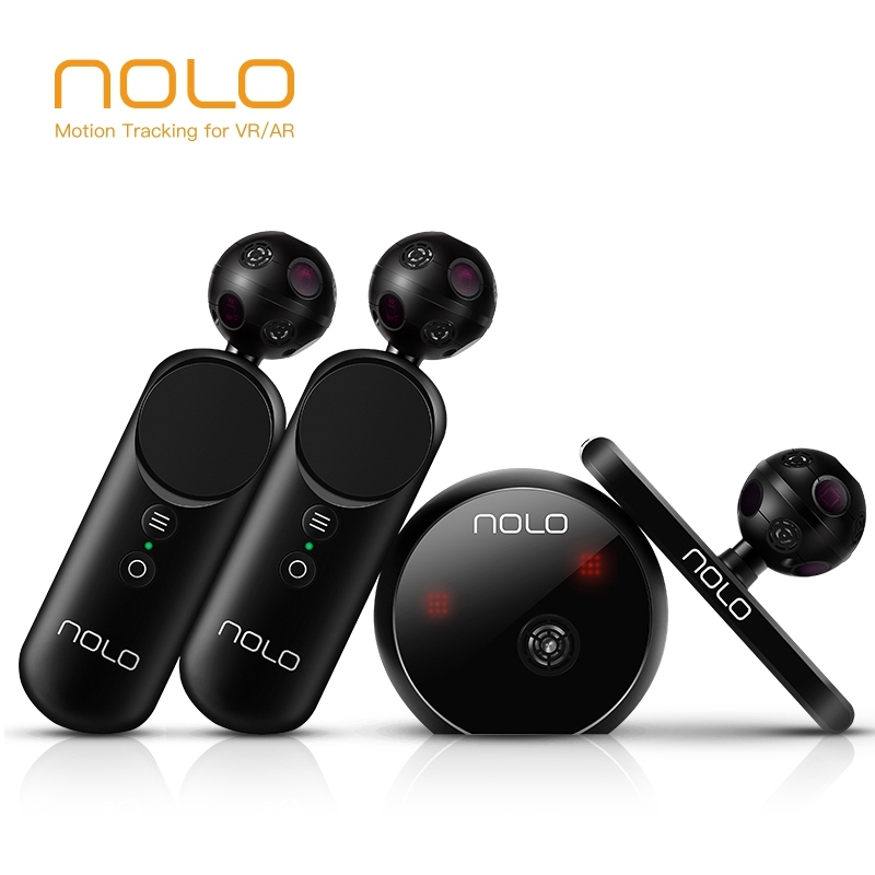 NOLO CV1 Pro Tracking For VR Controllers And Motion Tracking Kit For PlayStation VR, Gear VR, Oculus Go, Pimax VR Headset Steam