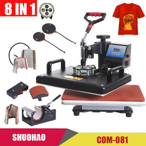 Heat-Press-Machine Tshirts Sublimation-Printer Cheap for Cap Mug-Plate Ce-Approved 30--38cm