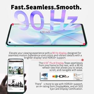 Image 3 - هاتف محمول ون بلس 8 5G أصلي 6.55 بوصة 90 هرتز سنابدراجون 865 ثماني النواة أندرويد 10 NFC هاتف ذكي