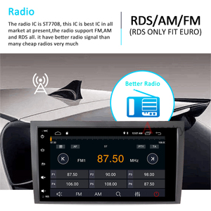 Image 4 - Android 10 DSP IPS CAR Radio GPS multimedia player For Audi A4 B6 B7 S4 B7 B6 RS4 B7 SEAT Exeo cayplay No 2 din dvd Head Unit