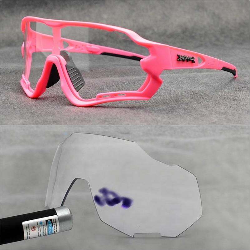 Cycling Sunglasses Men Women MTB Bicycle Bike eyewear goggles Photochromic Glasses Sunglasses UV400 polarized cycling glasses 23