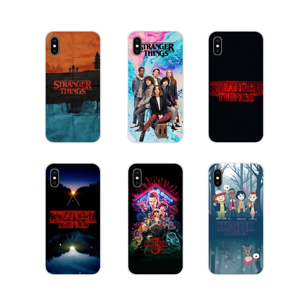 Accessories Phone Shell Covers Stranger Things For LG G3 G4 Mini G5 G6 G7 Q6 Q7 Q8 Q9 V10 V20 V30 X Power 2 3 K10 K4 K8 2017