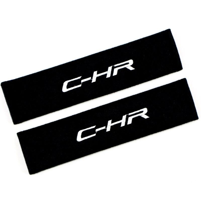 Подходит для CHR Toyota 17-C-HR ремень безопасности плечевой рукав защитный чехол автомобильный ремень Оболочка