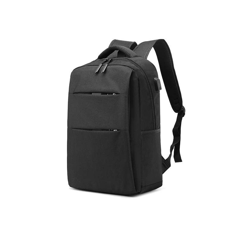 Men's Bags Backpack Bussiness Computer Backpack Black Zipper Casual Anti Thief Waterproof Outdoor Travel Basic Bags Oxford Cloth