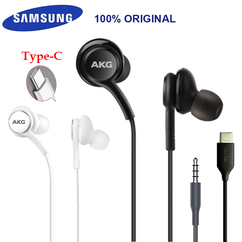SAMSUNG Original EO-IG955 Earphones 3.5mm In-ear With Microphone Wire Headset For Huawei Samsung Galaxy S8 S9