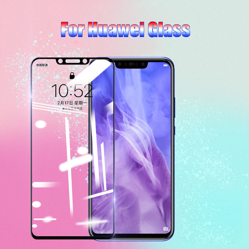 9D Screen Protector For Huawei Mate 10 20 Lite