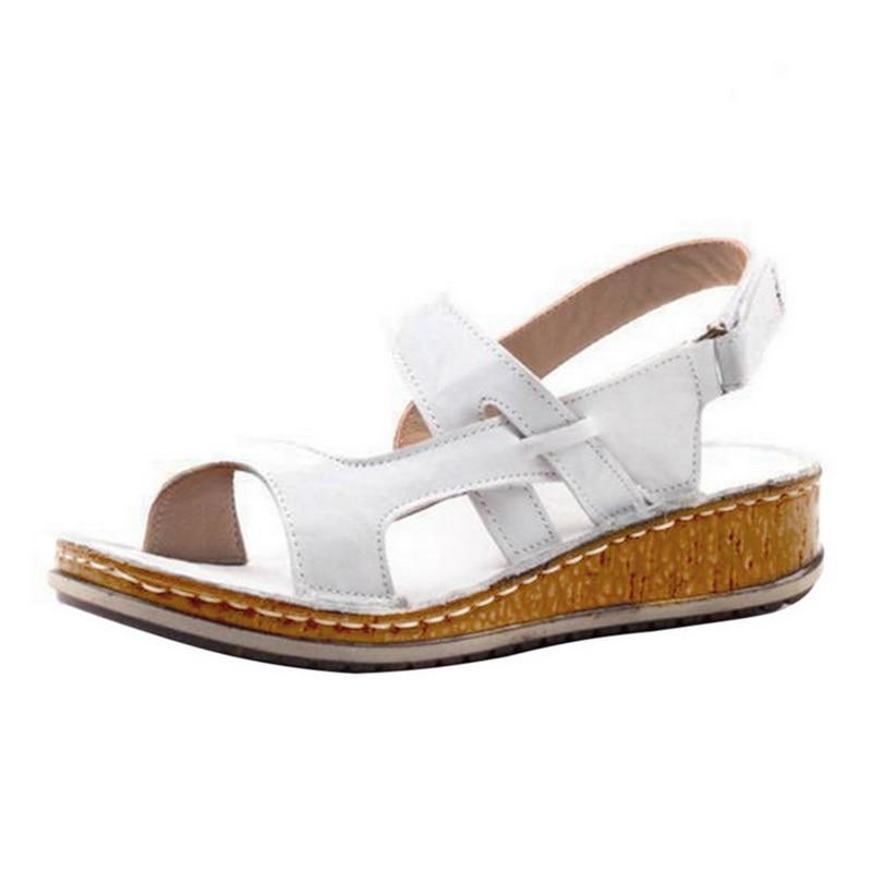 LOOZYKIT Torridity  Size Sandals Comfortable   Heel  Classical Casual Women's Sandals Women's Shoes