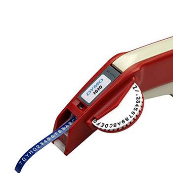 Dymo 1610 ręczna drukarka do etykiet do wytłaczania 3D plastikowa 1610 ręczna drukarka etykiet 1610 do ręcznego urządzenia Dymo organizer Xpress tanie i dobre opinie labelzone 90*300 M1011 Kompatybilny Wzmocniona żywicą