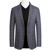 Новый бренд мужские весенне осенние повседневные костюмы куртки