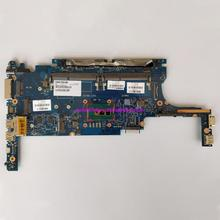 Genuine 781854-001 781854-501 781854-601 6050A2635701-MB-A02 w i3-5010U CPU Laptop Motherboard for HP 820 G2 Notebook PC