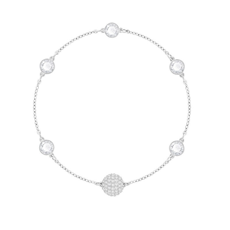 High quality SWA new BRACELET WOMEN overlap with wild and gorgeous style can play with the wrist changes in Chain Link Bracelets from Jewelry Accessories