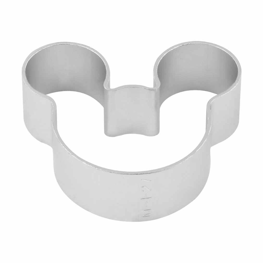 Keks Cookie Cutter Kuchen Küche Backformen Backen Werkzeuge Keks Minnie Cookie Cutter und Cookie Briefmarken