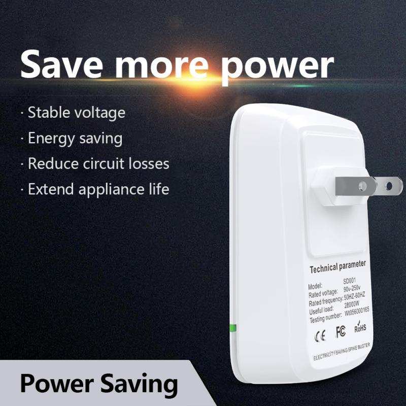 90V-240V Digital Power Electricity Save Saving Energy Saver Box Device Home Use