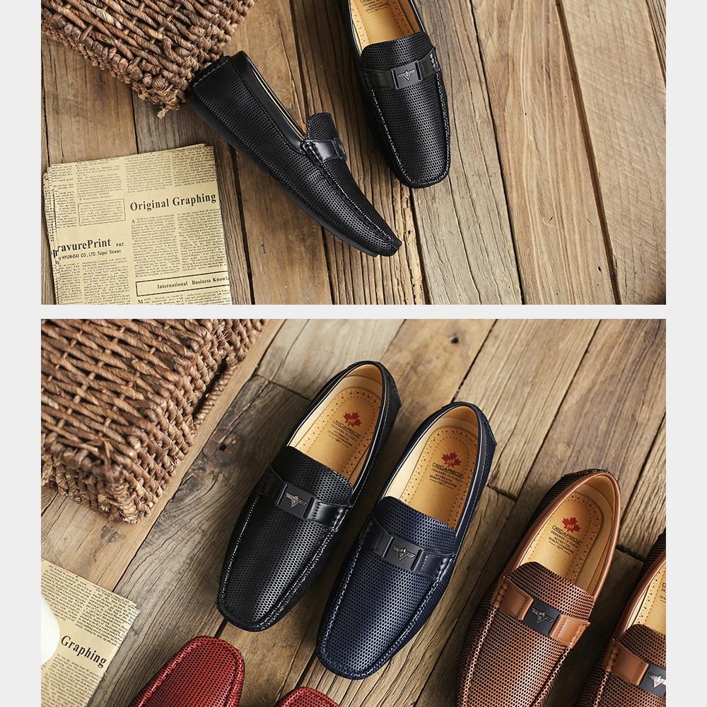 Hc4a302e9b1d54053aca300d3f30c7fbch Men Loafers Shoes Autumn Fashion Boat Footwear Man Brand Moccasins Men'S Shoes Men Slip-On Comfy Drive Men's Casual Shoes