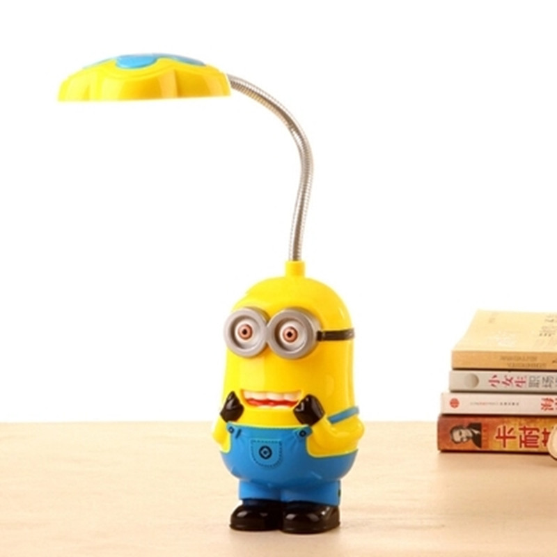 Lampada Da Tavolo Despicable Me