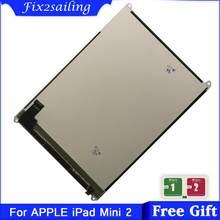 Протестированный ЖК-дисплей для iPad Mini 1/2/3 A1489 A1490 A1491 для ipad mini A1432 A1454 A1455, ЖК-дисплей, запасные части экрана