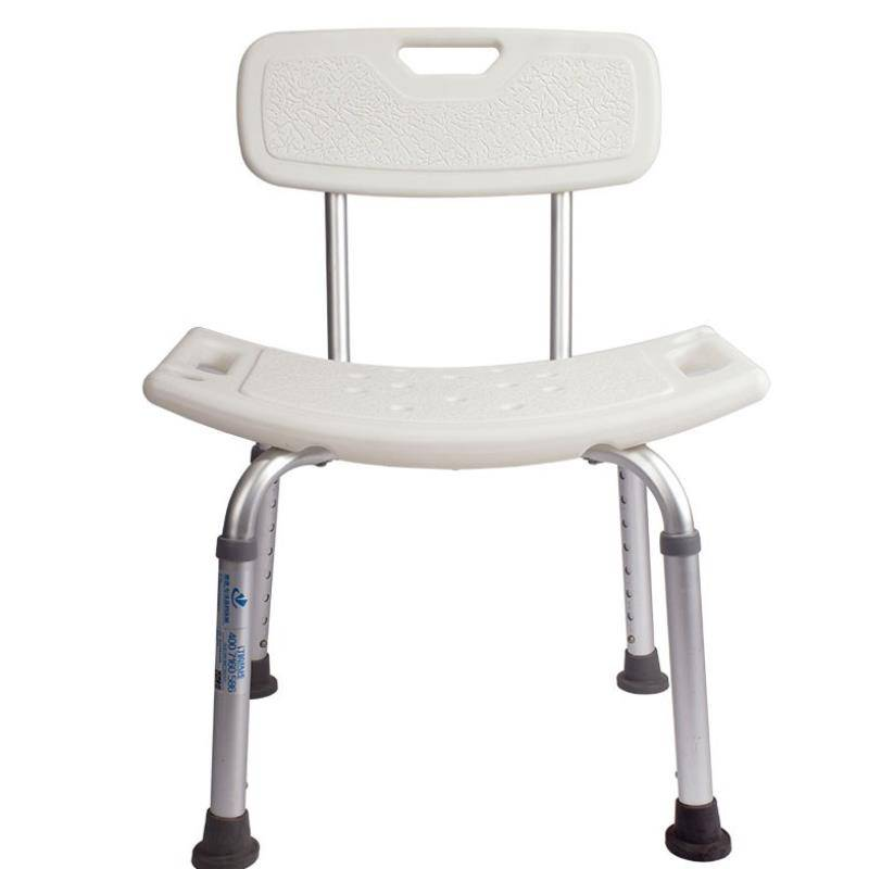 Assembly Spa Bathtub Shower Lift Chair Bath Chair With Armrests Portable Bath Seat Supply Shower Bench 150kg