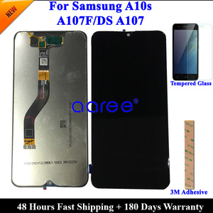 Test LCD Display For Samsung A10S LCD A107F/DS A107 LCD For Samsung A10S A107 LCD Screen Touch Digitizer Assembly