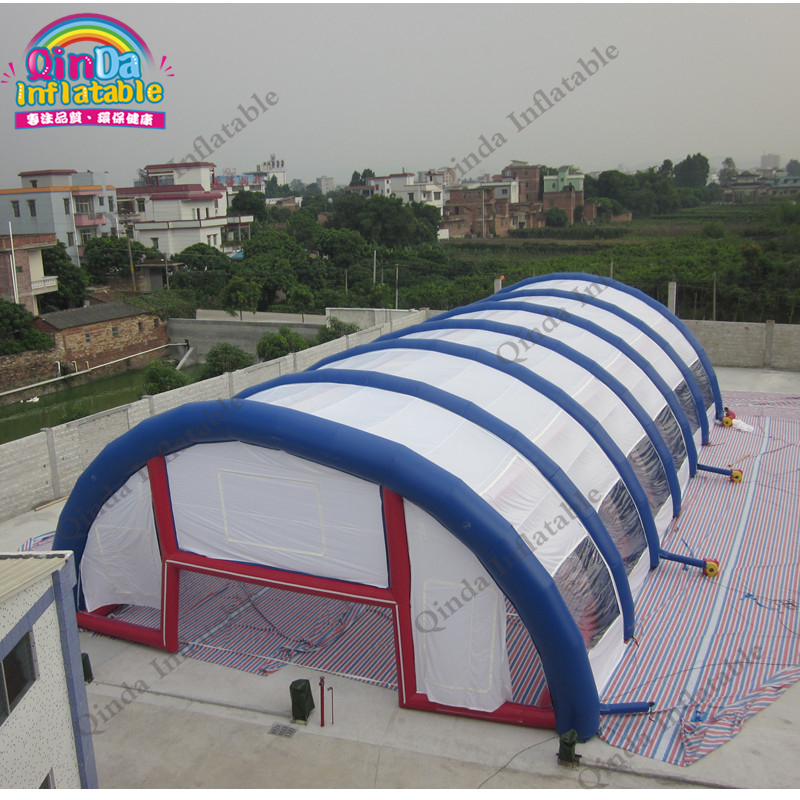 inflatable legs tent booth27