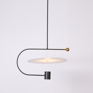 현대 펜 던 트 조명 led 북유럽 펜 던 트 램프 거실 사무실 레스토랑 교수형 램프 부엌 조명 luminiare 비품