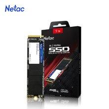 Netac m.2 ssd nvme 1tb 512gb 256gb 128gb m.2 2280 pcie nvme ssd 500gb 250gb unidades de estado sólido interno disco rígido para computador portátil