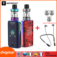 Original Vaporesso Luxe Nano Kit Electronic Cigarette Vape With 2500mAh Battery SKRR S Mini Tank 3.5ml QF Coil Vapour Cigarette
