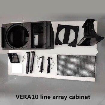 Finlemho DJ спикер линейный массив аксессуары для шкафа VERA10 Профессиональное аудио 10-дюймовый НЧ-динамик для сабвуфера консольный микшер аудио