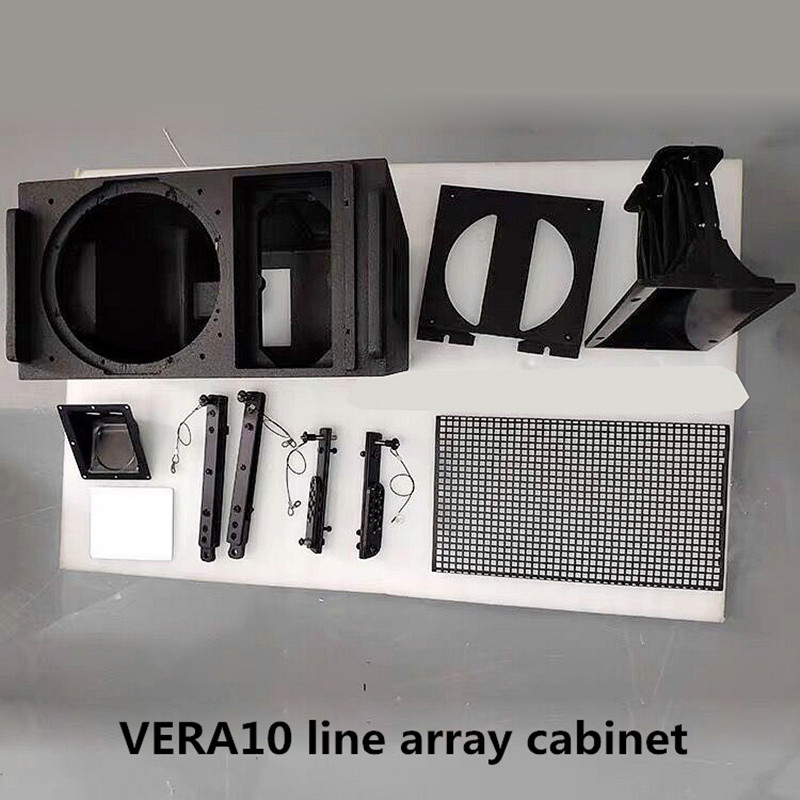 Finlemho DJ Speaker Line Array Cabinet Accessories VERA10 Professional Audio 10 Inch Woofer For Subwoofer Console Mixer Audio